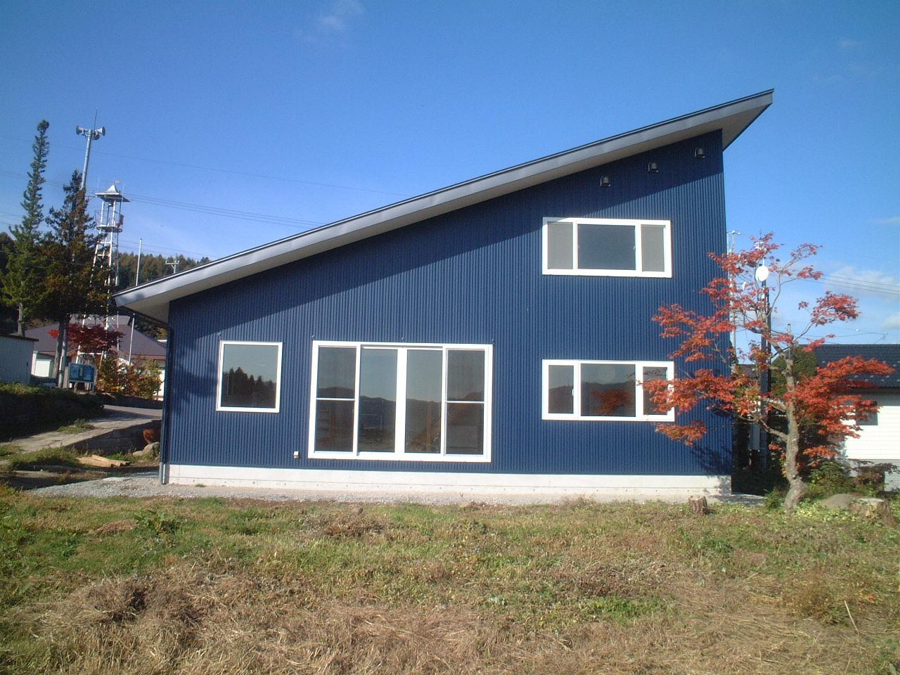 北欧風FASの家