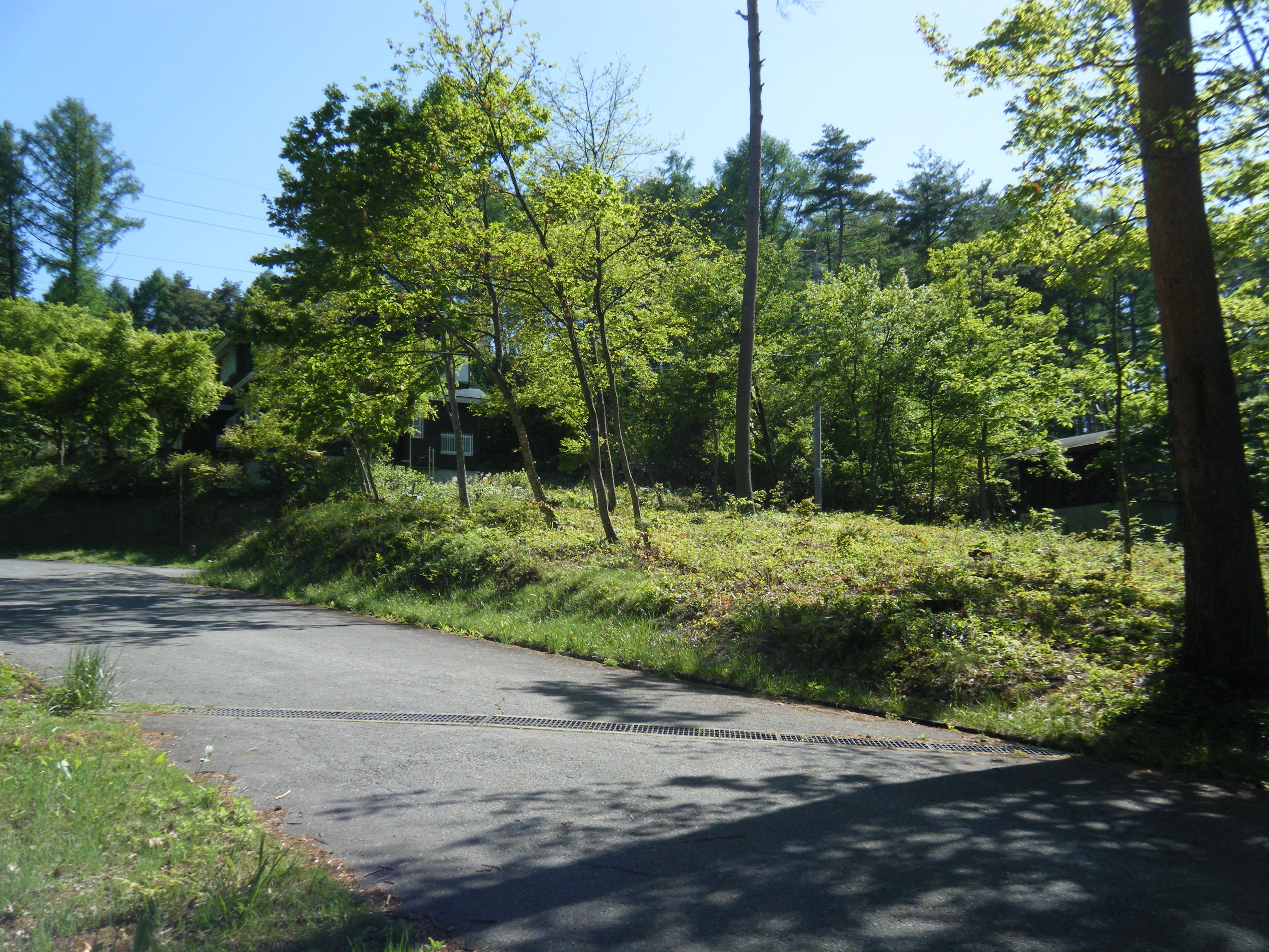 高岡別荘地売り土地