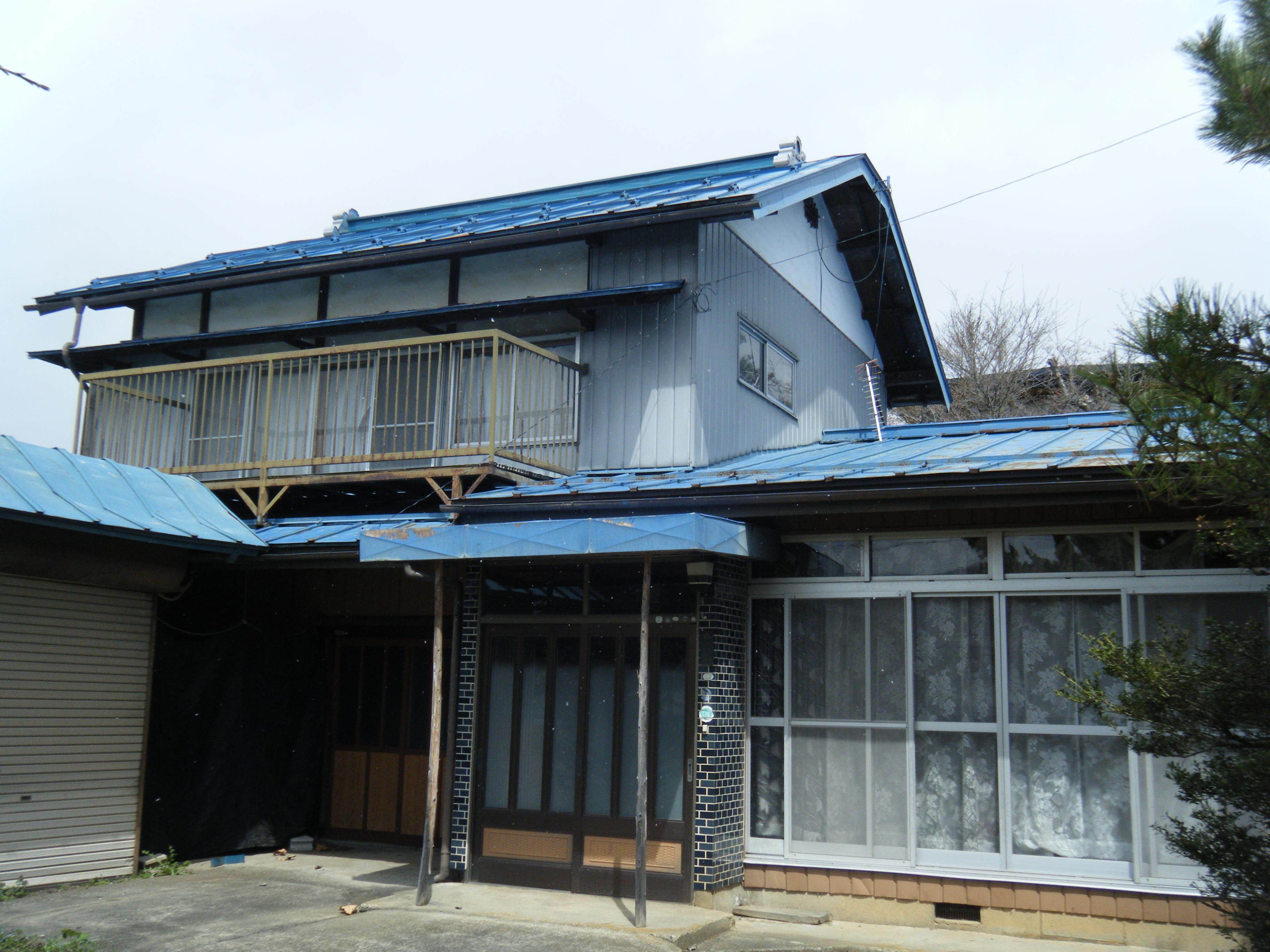 蔵付の中古住宅