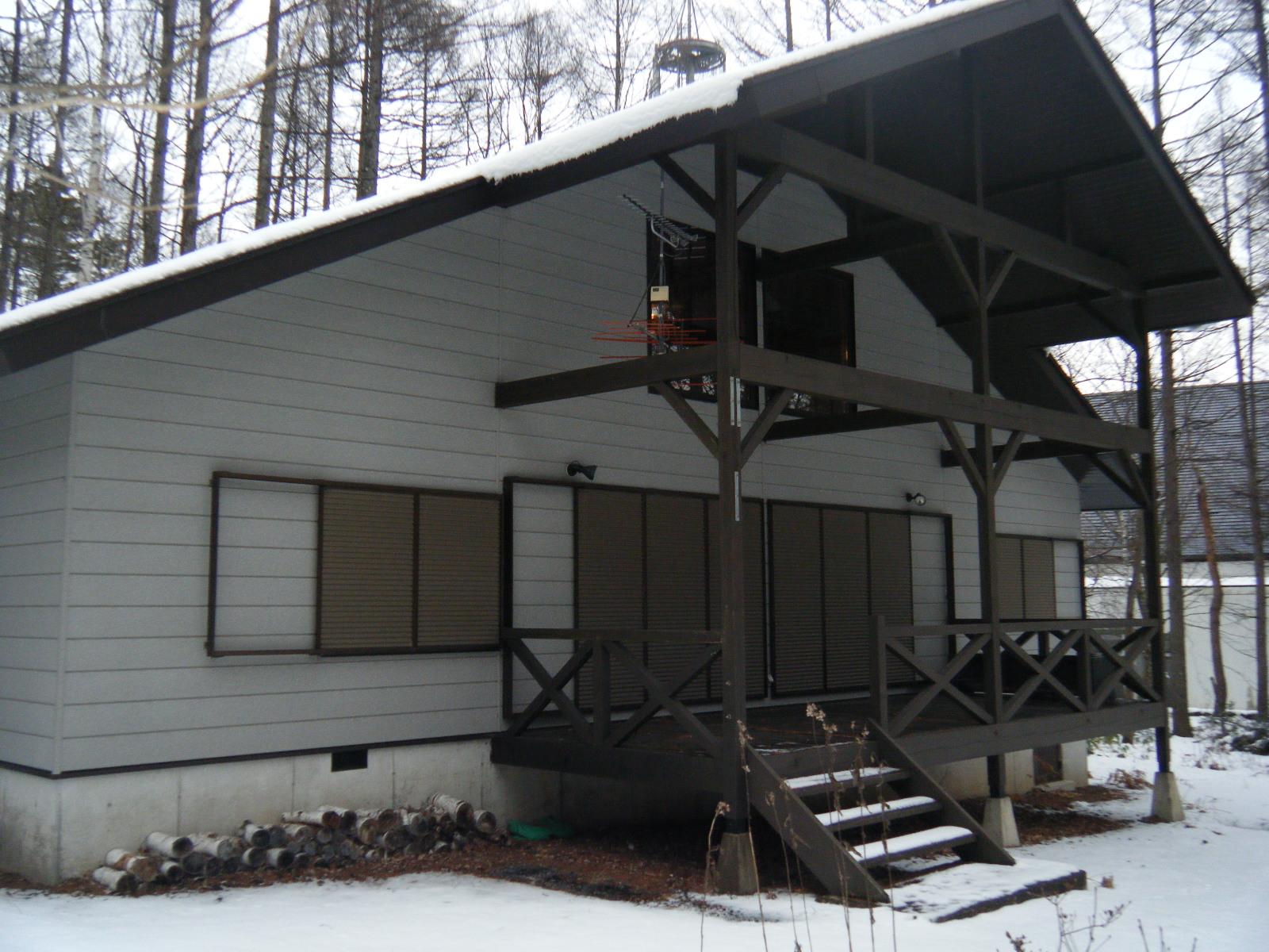 飯綱高原スキー場前中古別荘