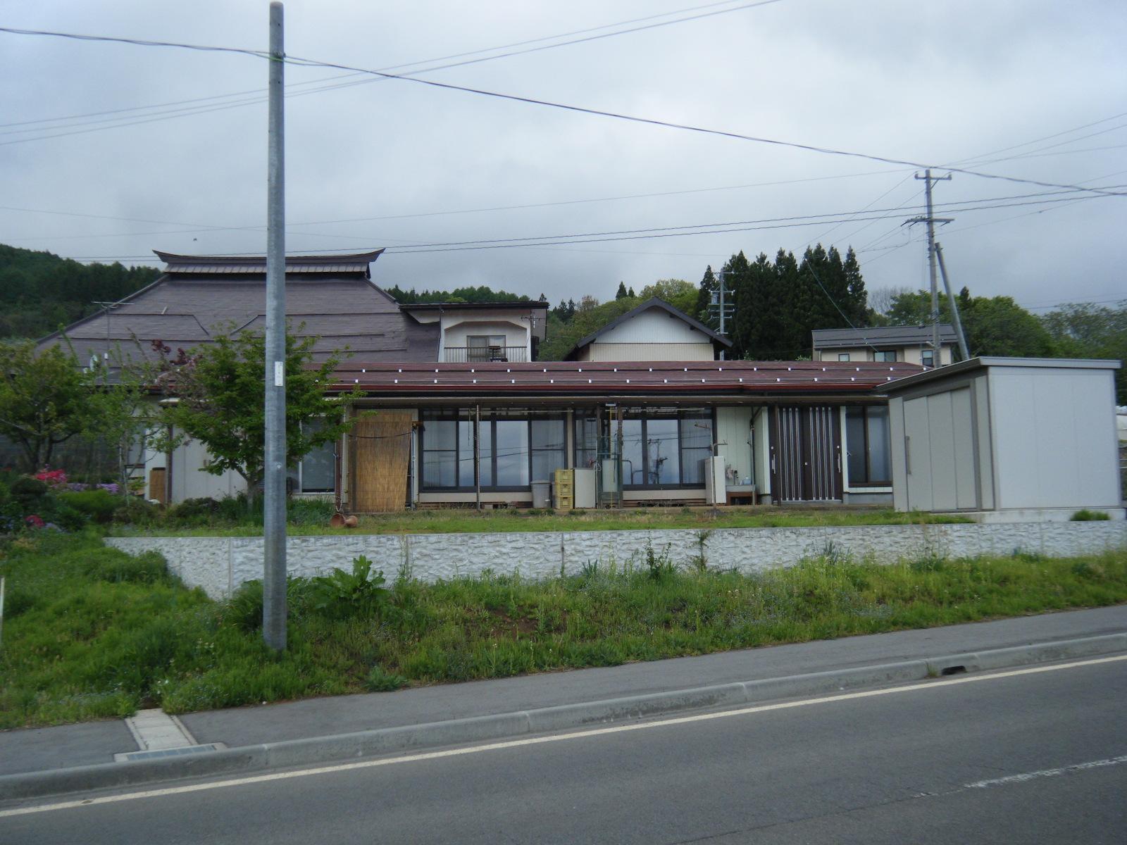 飯綱町川上高台につき眺望良好 リフォーム済平屋