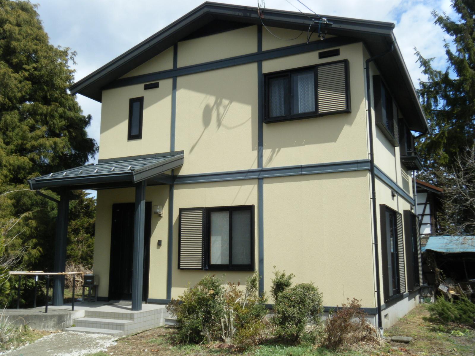 某ハウスメーカー築 賃貸戸建(東黒川)