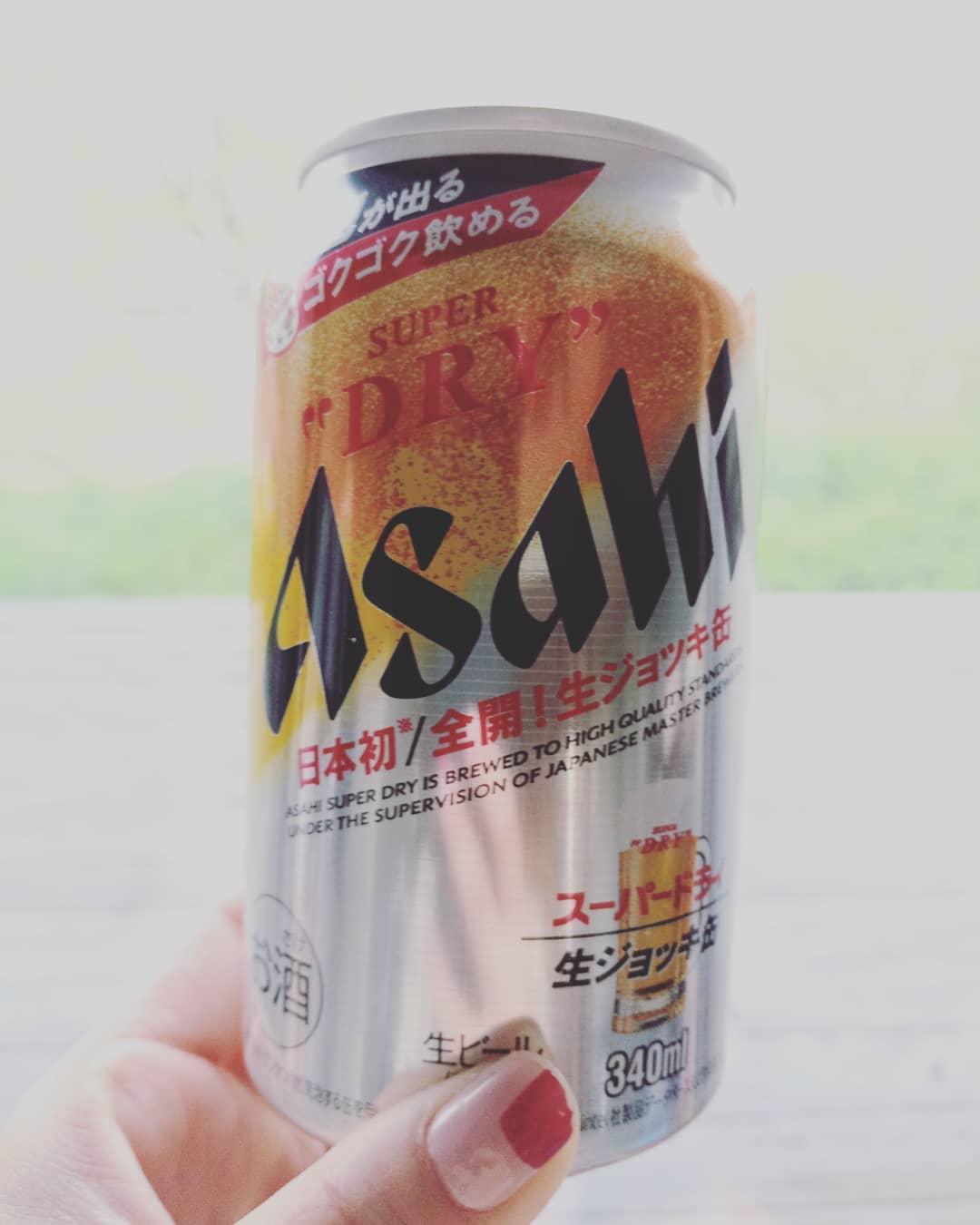 話題の!?生ジョッキ缶(笑)
